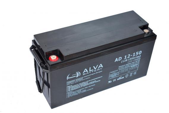 Аккумуляторная батарея AD12-150