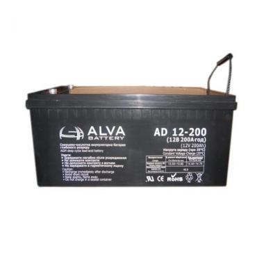 Аккумуляторная батарея AD12-200