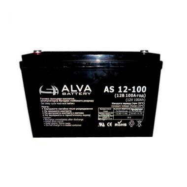 Аккумуляторная батарея AS12-100