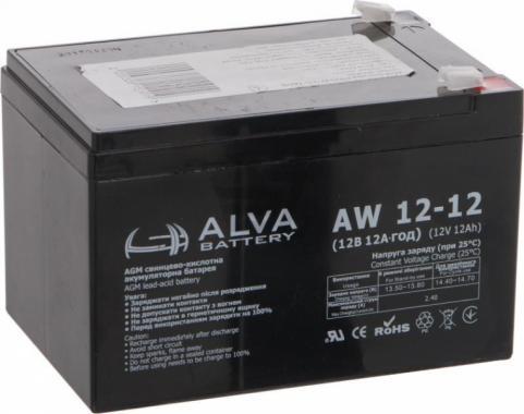 Аккумуляторная батарея AW12-12