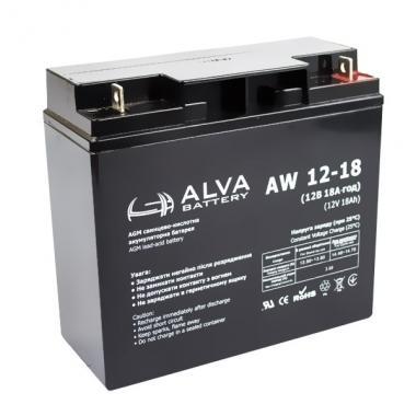 Аккумуляторная батарея AW12-18