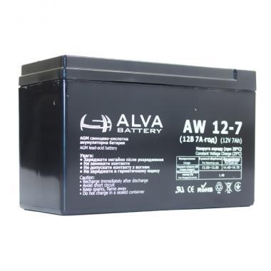 Аккумуляторная батарея AW12-7