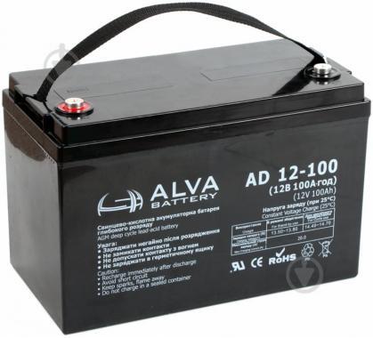 Аккумуляторная батарея AD12-100