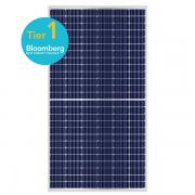 Солнечный фотоэлектрический модуль ABi-Solar AB590-78MHC, 590 Wp, Mono 182HC