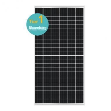 Солнечная панель ABi-Solar AB450-72MHC, 450 Wp, Mono 166HC