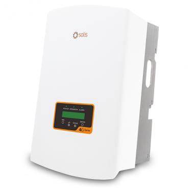 Инвертор сетевой Solis-20K (20 кВт, 3 фазы /4 трекера)