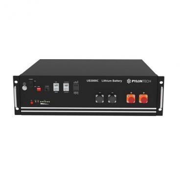 Аккумуляторный блок Pylontech US3000C (3,5 кВт*ч / 48 В)