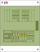 Щит авр для трёхфазных гибридных систем g24