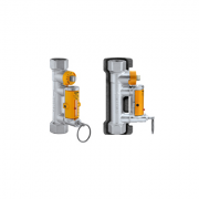 Балансировочный клапан с индикатором протока caleffi solar