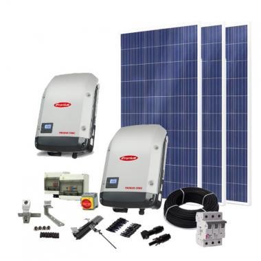 Сетевая солнечная электростанция 3 квт