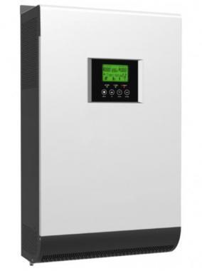 Инвертор для солнечных батарей PV18-5K MPK со встроенным МРРТ контроллером 60А