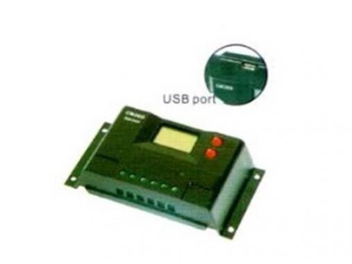 Контроллер заряда аккумулятора Altek АСМ 20D+USB