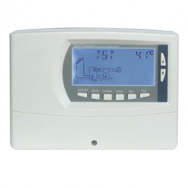 Контроллер для солнечных систем SR728С