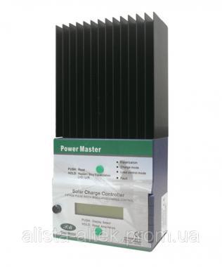 Контроллер заряда аккумуляторных батарей для солнечных модулей PM-SCC-45AP