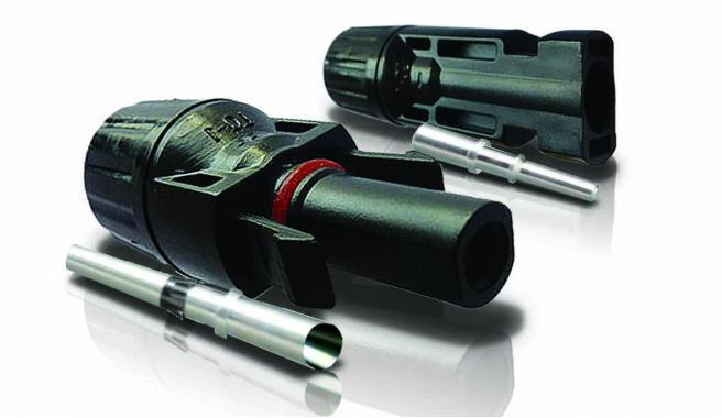 Кабельный соединитель МС4 пара 6 мм