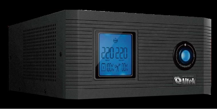 Преобразователь напряжения AXL-1000 800W-15А