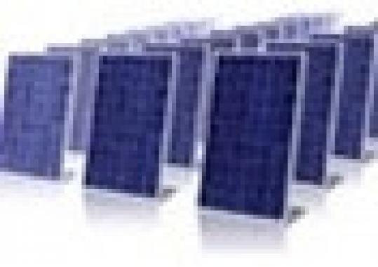 Сетевая солнечная станция на инверторах REFUsol 90кВт Германия