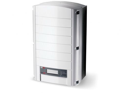 Инвертор для модулей с оптимизатором SE 27.6k
