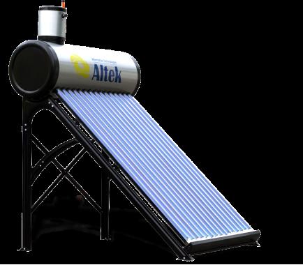 Солнечный коллектор термосифонный SD-T2L-24