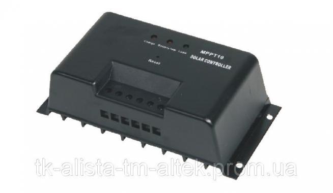 Контроллер заряда аккумуляторных батарей для солнечных модулей Altek MPPT2075-DC с драйвером