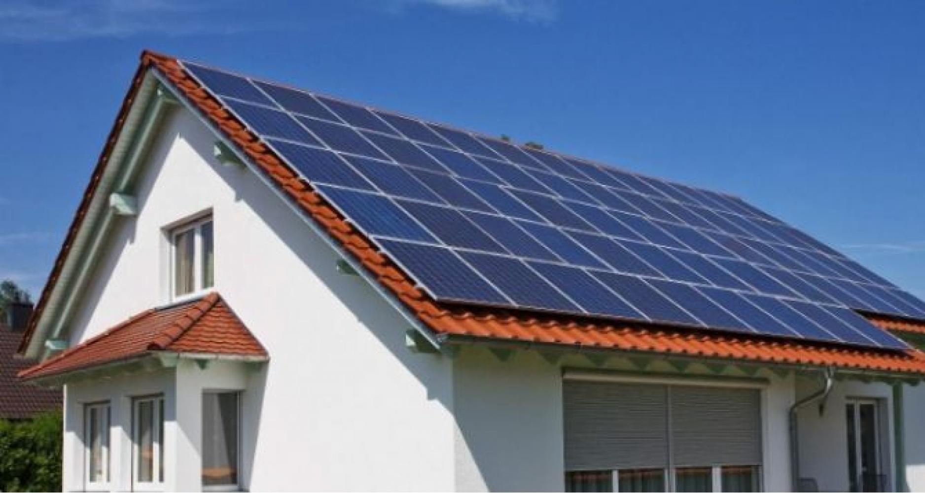 Как украинцы зарабатывают на солнечной электростанции?