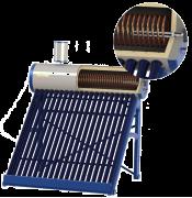 Модель  RPA –Теплообмен 200 литров Комплект с механическим наполнением
